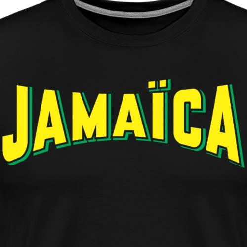 Jamaica - T-shirt Premium Homme