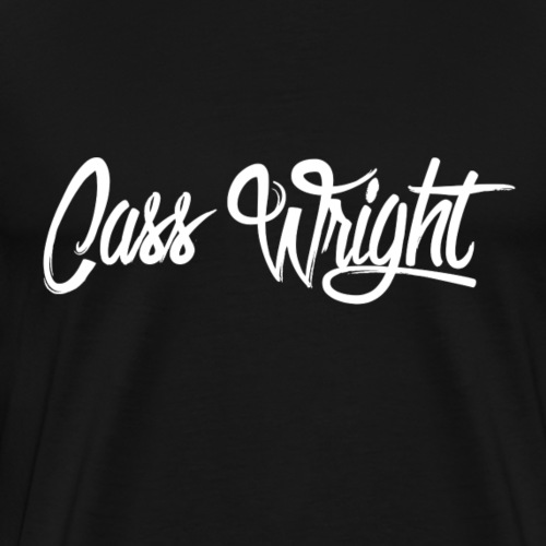 cass wright - Men's Premium T-Shirt