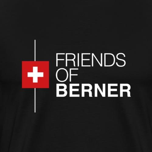 Friends of Berner classic - Männer Premium T-Shirt
