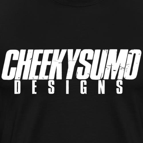 cheekysumodesigns - Men's Premium T-Shirt
