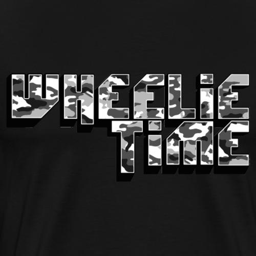 wheelietime - Men's Premium T-Shirt