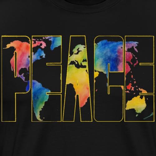 peace 2.6 - Männer Premium T-Shirt