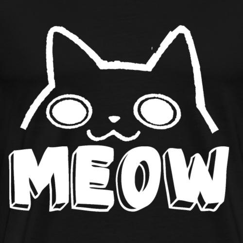 lustige Katzen - Männer Premium T-Shirt