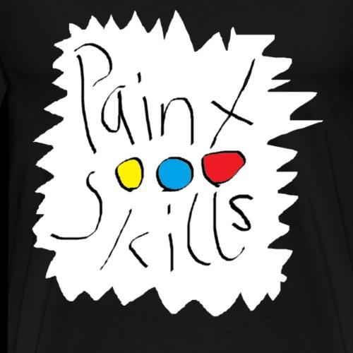 Paint Skills - Männer Premium T-Shirt