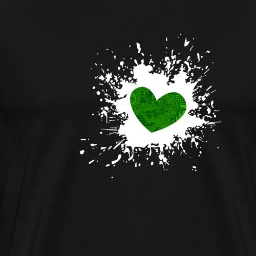 Love Technic - Männer Premium T-Shirt