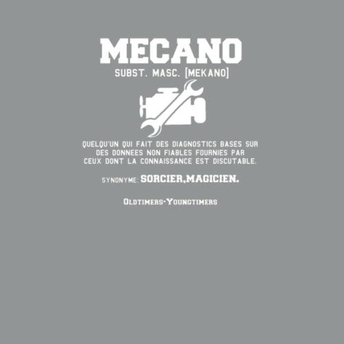 MECANO,definition. - T-shirt Premium Homme