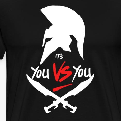 VA - It's You vs. You - Männer Premium T-Shirt