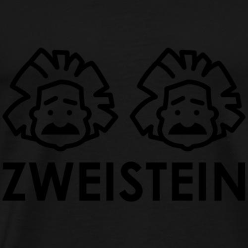 Zweistein - Männer Premium T-Shirt