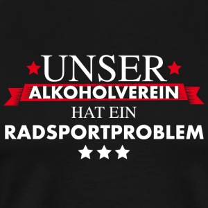Radsportverein Teamshirt - Alley Cat - Männer Premium T-Shirt