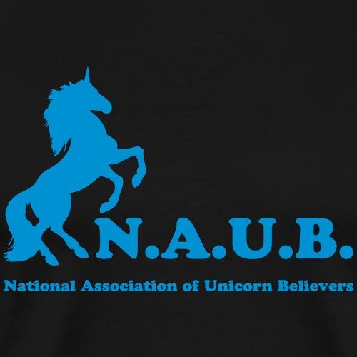 NAUB - Männer Premium T-Shirt