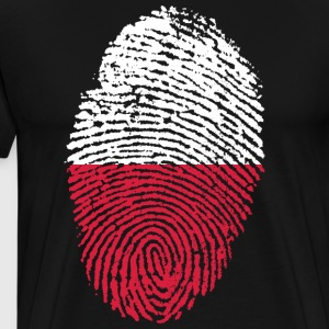 POLEN 4 NÅGONSIN COLLECTION - Premium-T-shirt herr