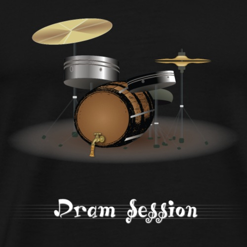 Dram session - Men's Premium T-Shirt