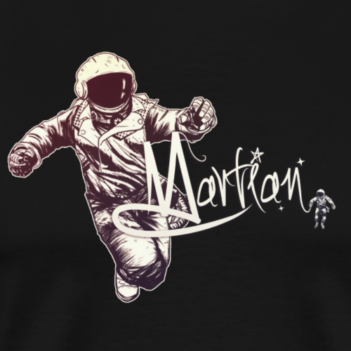Floating through.. - Men's Premium T-Shirt
