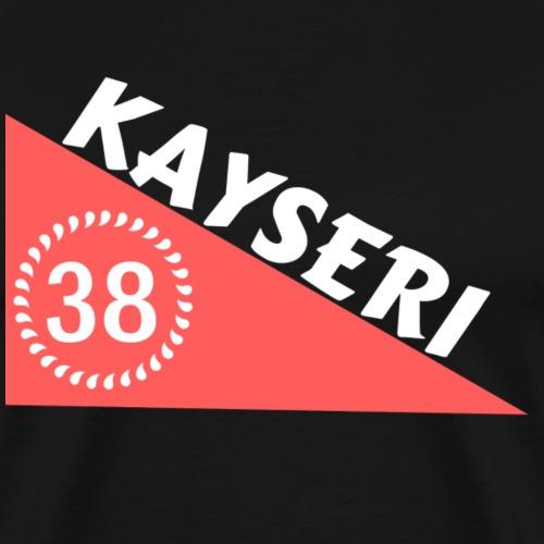 Kayserisarikirmizi - Männer Premium T-Shirt