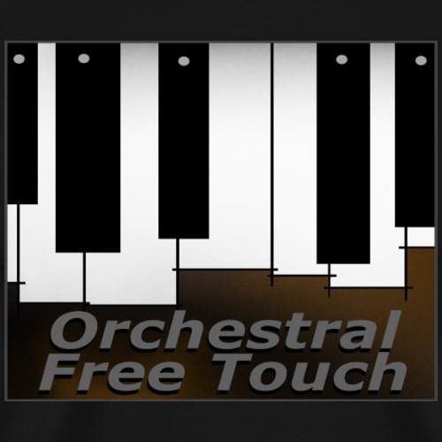 ORCHESTRAL FREE TOUCH - T-shirt Premium Homme