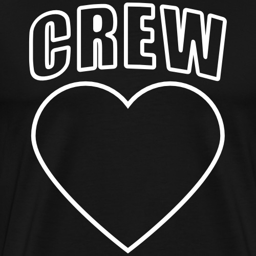 Crew love or die - Crew love festival party - Männer Premium T-Shirt