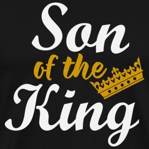 Son of King - Men's Premium T-Shirt