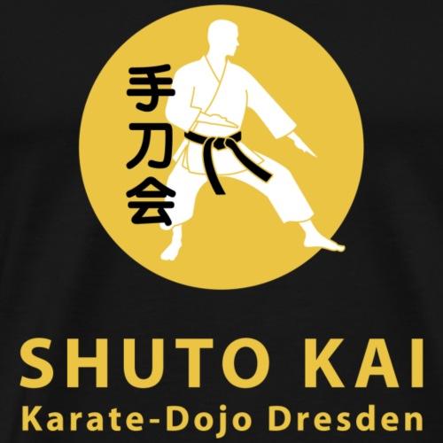 Logo Dojo - Männer Premium T-Shirt