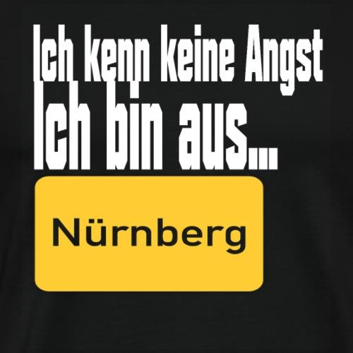 Nürnberg, Deutschland, Bundesland, Geschenk - Männer Premium T-Shirt