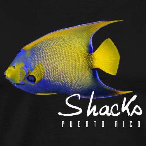 Shacks - Queenangel - Men's Premium T-Shirt