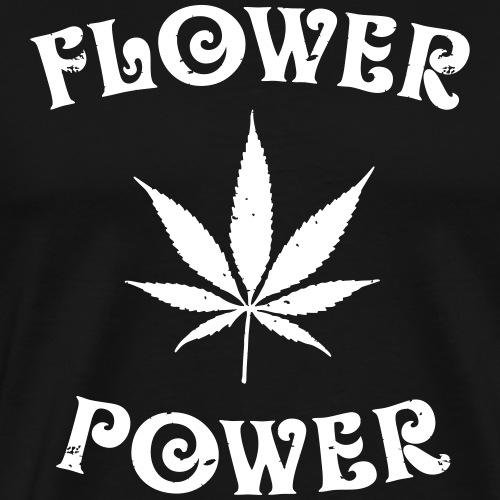 Flower Power - Männer Premium T-Shirt