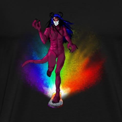Skating sample - Men's Premium T-Shirt