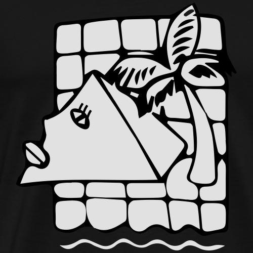 sick - Männer Premium T-Shirt
