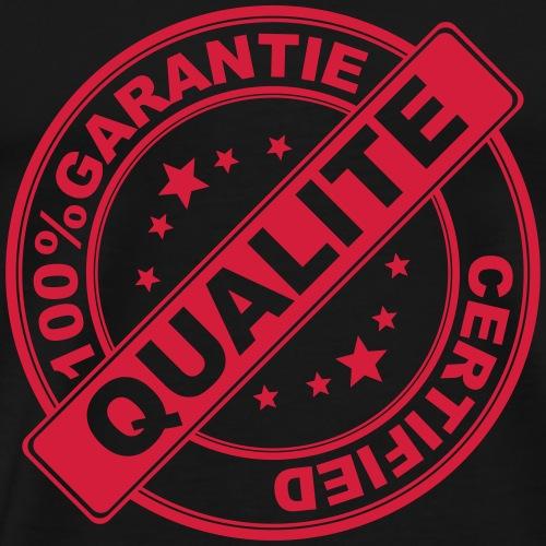 100%garantie - T-shirt Premium Homme