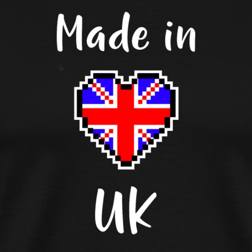 Made in UK - Männer Premium T-Shirt