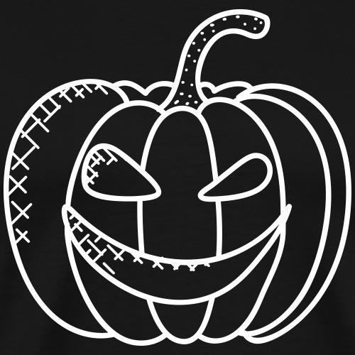 Kürbis - Pumpkin - Männer Premium T-Shirt