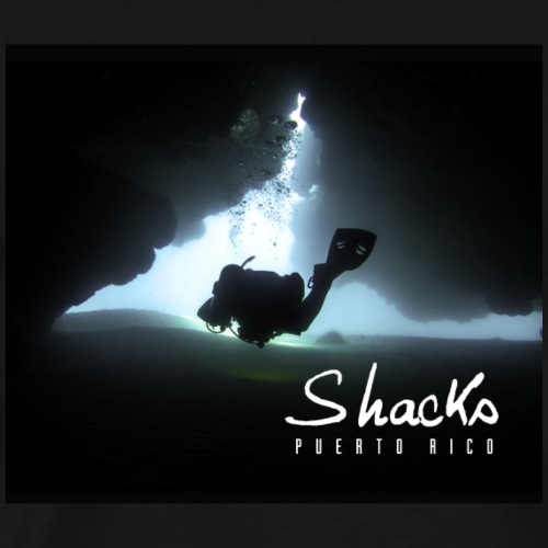 Shacks - Caves - Men's Premium T-Shirt