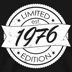Limited Edition 1976 is - T-shirt Premium Homme