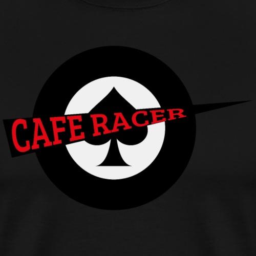 Cafe Racer Pfeil - Männer Premium T-Shirt