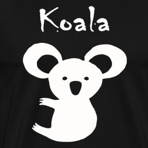 Koala bear - Men's Premium T-Shirt