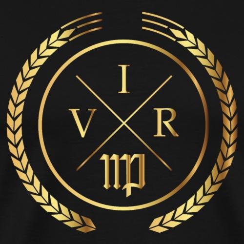 Segno zodiacale Vergine   Versione maschile VIR - Maglietta Premium da uomo