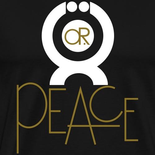 O.ne R.eligion O.R Peace - T-shirt Premium Homme