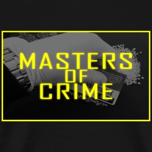 Masters Of Crime - Männer Premium T-Shirt