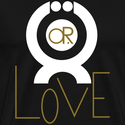 O.ne R.eligion O.R Love - T-shirt Premium Homme