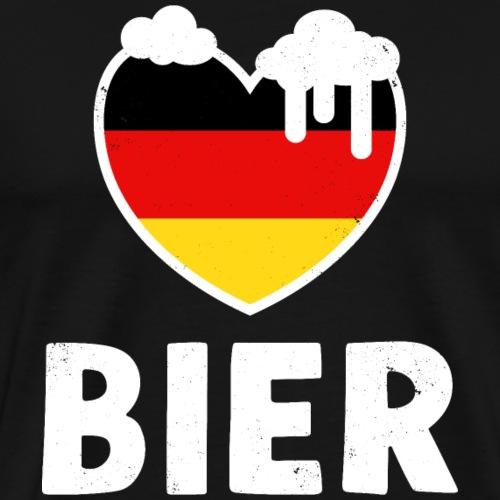 Oktoberfest German Beer Shirts - Männer Premium T-Shirt