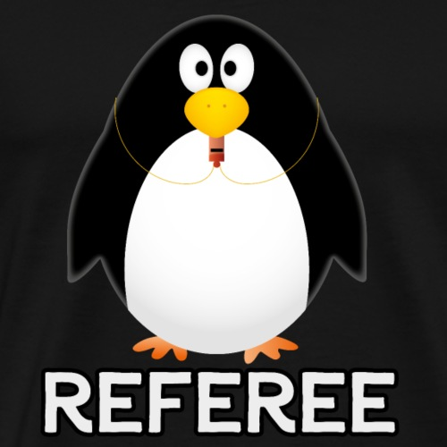 Referee - Referee - Men's Premium T-Shirt