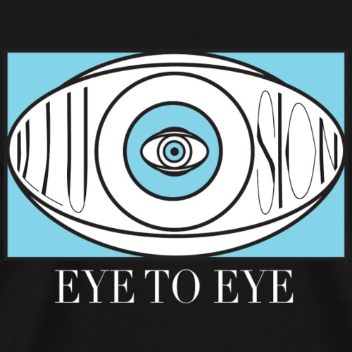 EYE TO EYE - T-shirt Premium Homme
