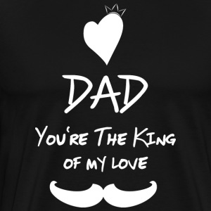 You are the king - Men's Premium T-Shirt