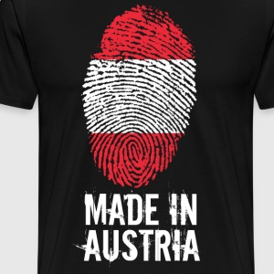 Made In Austria / Austria - Men's Premium T-Shirt