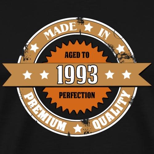 Made in 1993 - Männer Premium T-Shirt
