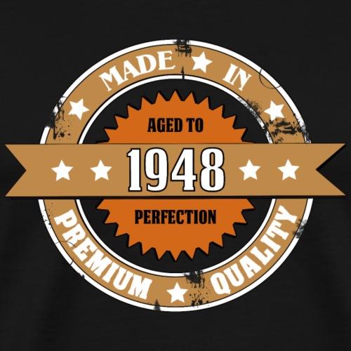 Made in 1948 - Männer Premium T-Shirt