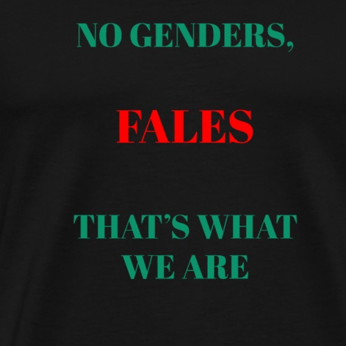 FALES - Men's Premium T-Shirt