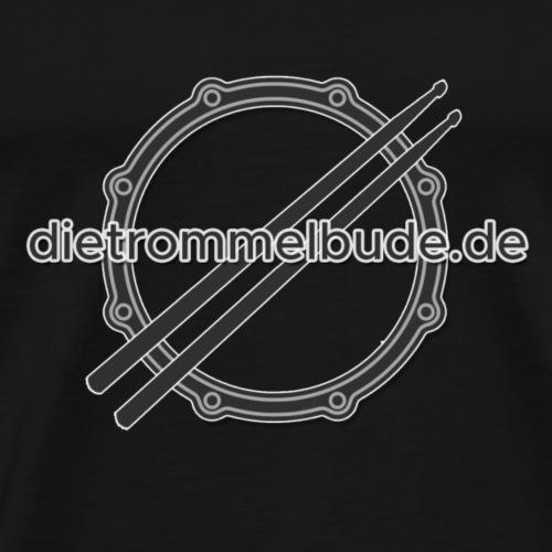 dietrommelbude.de - Männer Premium T-Shirt