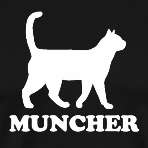 The Muncher (W) - Men's Premium T-Shirt