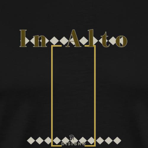 In Alto disigno - T-shirt Premium Homme