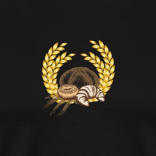 Brot - Männer Premium T-Shirt